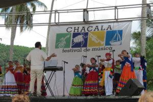 festival de música del puerto de Chacala