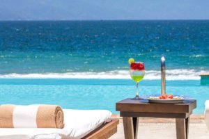 private casa velas beach club
