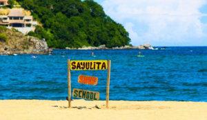 Vallarta-Nayarit surf classes