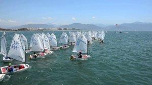 wesmex international small regatta boat