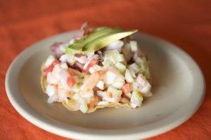 Ceviche in Puerto Vallarta, Taste of Pitillal