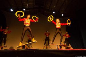 San Pancho, Nayarit, Circo de los niños