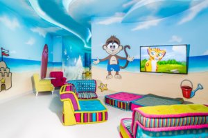 Kids' Club, Grand Velas Riviera Nayarit