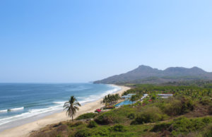 Paradise Beach, Litibú