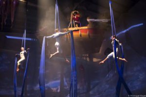 Pirate in Circo de los Niños, San Pancho, Nayarit