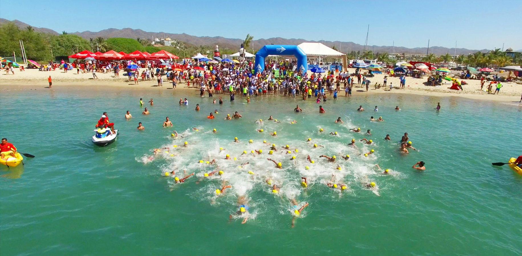 Riviera Nayarit Open Water Swim Tournament