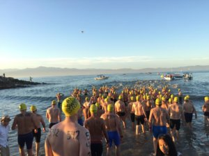 Riviera Nayarit swimming tournament