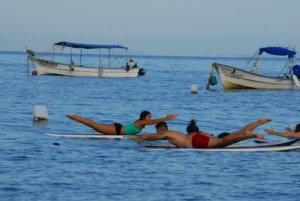 Sup Yoga, Puerto Vallarta