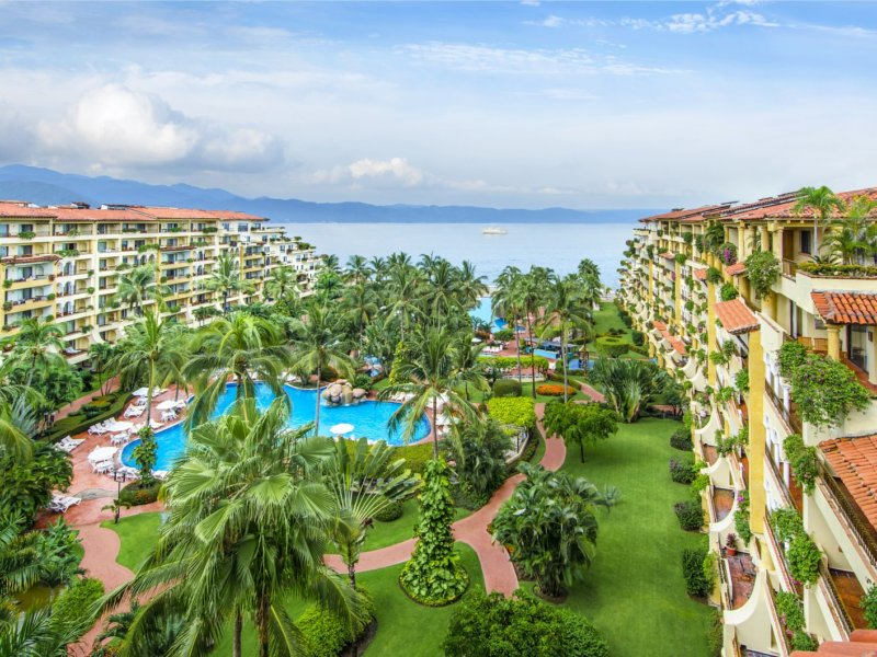 Hotel Review of Velas Vallarta