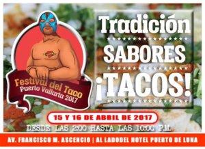 Festival del taco Puerto Vallarta 2017