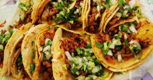 Taco Festival, al pastor