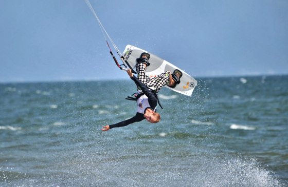 Bucerias kiteboarding and windsurfing