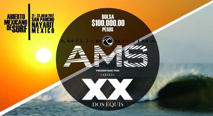 Abierto Mexicano de Surf (AMS)