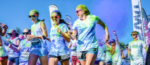 Color Running & Vallarta Color Race, June Events in Puerto Vallarta