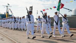 Día de la Marina, San Blas