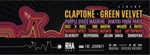 RHA Festival 2017, La Cruz de Huanacaxtle, Riviera Nayarit