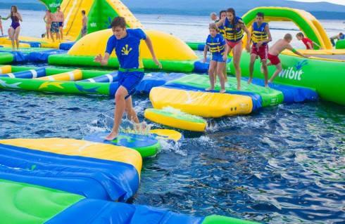 Nuevo Parque Acuatico De Aventuras Wibit En La Riviera Nayarit