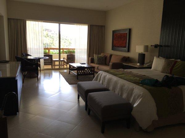 All inclusive suites