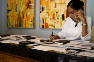 Cellphone concierge