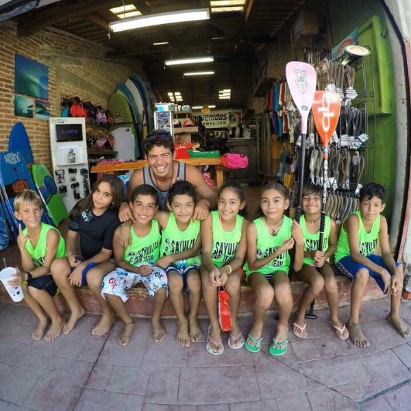 Surf Sayulita Pee Wee League