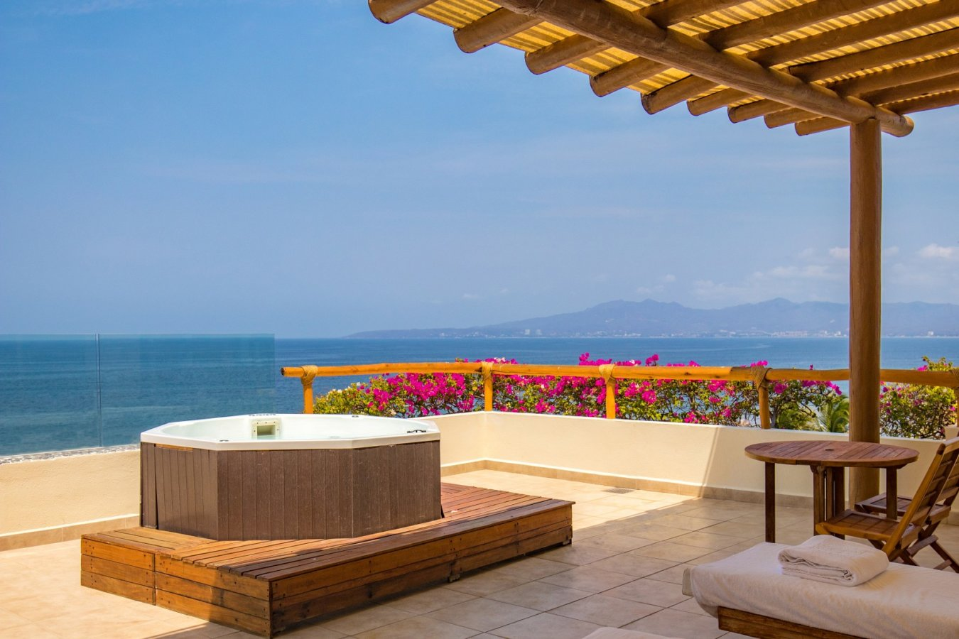 suite ocean view from Grand Velas Riviera Nayarit