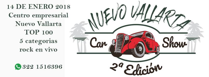 Nuevo Vallarta Car Show