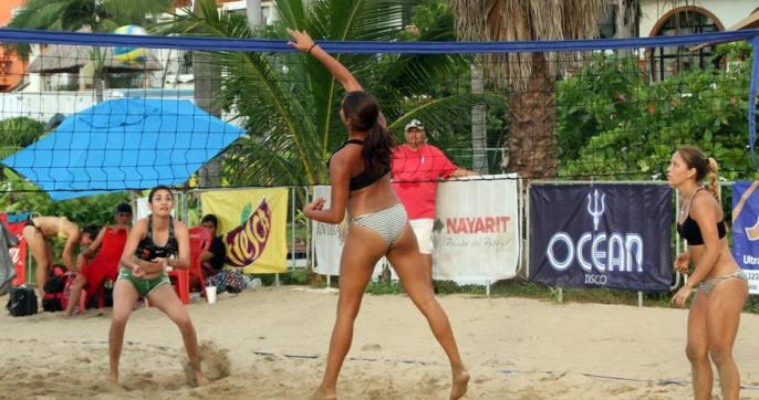 Torneo Nacional de Voleibol de Playa Copa Guayabitos