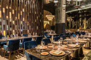 Italian Restaurant Lucca at Grand Velas Riviera Nayarit