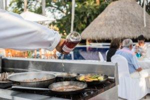 Cena con el Chef, Casa Velas Hotel solo Adultos en Puerto Vallarta