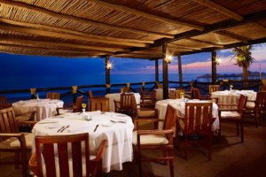 Beautiful sunsets at La Ribera, Velas Vallarta's restaurant