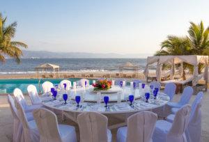 Cena Gourmet, Pasta y Langosta en hotel Casa Velas