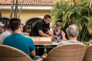 Actividad Tarde Cubana en Casa Velas Hotel Todo Incluido