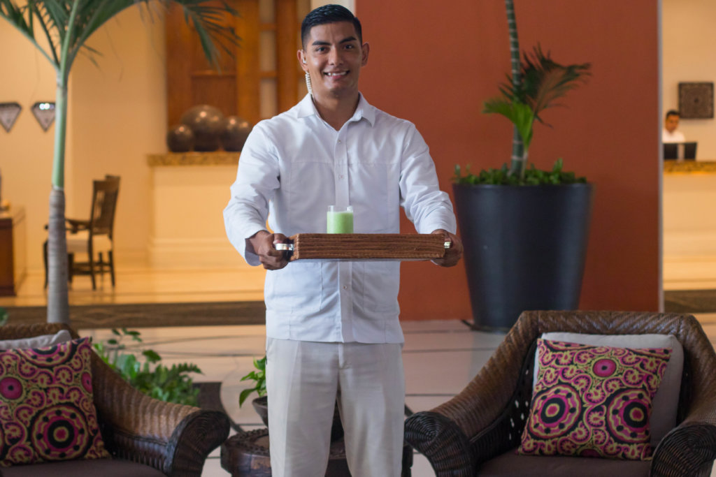 Concierge Grand Velas Riviera Nayarit