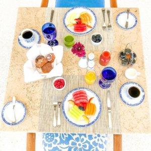 Breakfast Buffet Restaurante Azul Grand Velas Riviera Nayarit