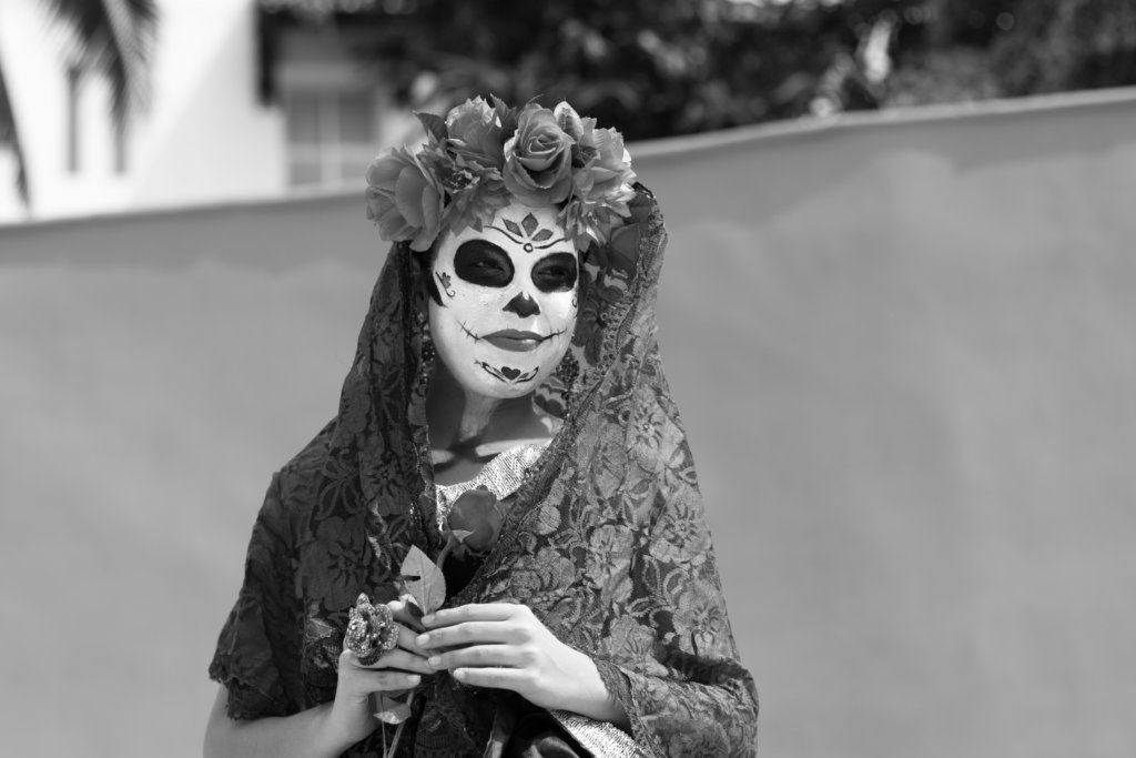 Catrina, Tradición Mexicana Día de Muertos