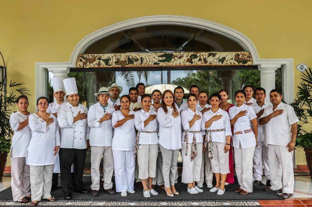 Personal Hotel Boutique Casa Velas, Puerto Vallarta, México