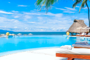 Piscina Grand Velas Riviera Nayarit Hotel Todo Incluido, Puerto Valalrta