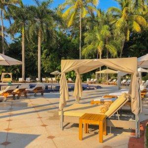 Pool Adults Only Hotel Casa Velas Puerto Vallarta