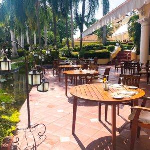 Restaurante en Casa Velas Puerto Vallarta Mexico