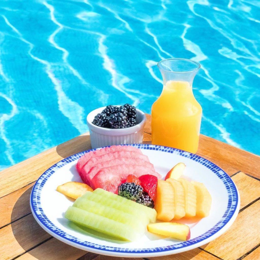 Desayuno, Amenidades Grand Velas Riviera Nayarit