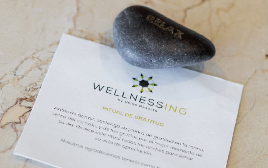 Wellness Suite Amenities Grand Velas Riviera Nayarit