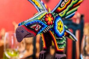 Galería Colectika Puerto Vallarta, Arte Huichol