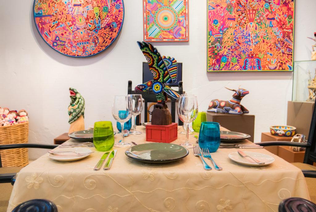 Galería Colectika en Puerto Vallarta, México