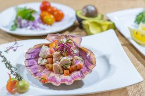 Receta de ceviche en Puerto Vallarta Velas Resorts