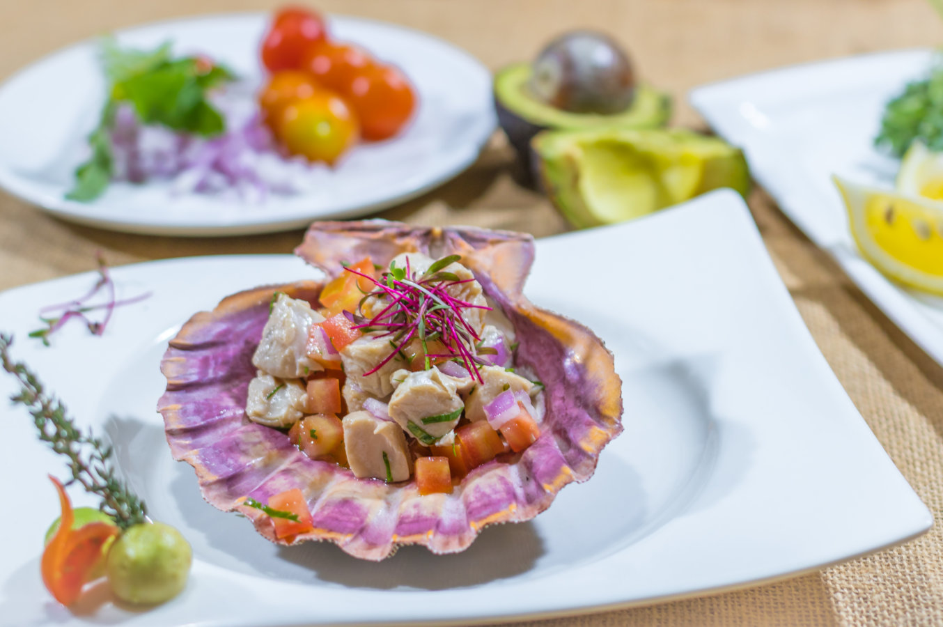 Fish Ceviche Recipe in Velas Vallarta