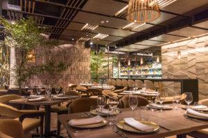 Restaurante del resort Grand Velas Riviera Nayarit, Sen Lin, el ancestral arte culinario del oriente