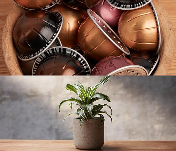 Nespress, campaña para reciclar las cápsulas de café en Grand Velas Riviera Nayarit