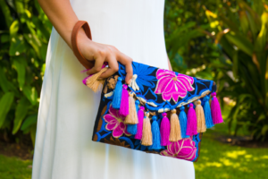 handmade bag from handbag bar in casa velas