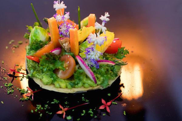Superb gastronomy in Casa Velas Puerto Vallarta