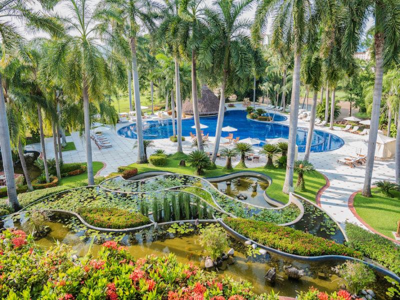 Resort de lujo Grand Velas Riviera Nayarit en Bahía de Banderas, México